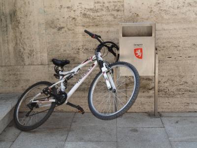 Dos mil once ruedas atadas a Zaragoza