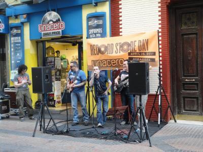 Record Store Day en Linacero