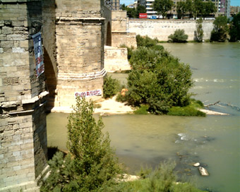 Expo, Ebro y puente