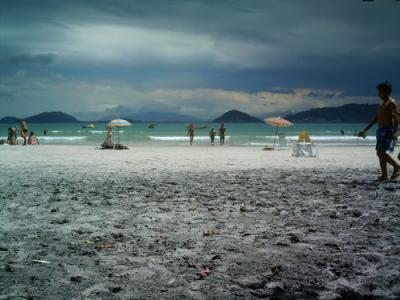 Praia Naufragados