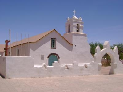 En San Pedro de Atacama