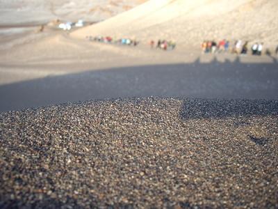 Viaje a la luna de Atacama