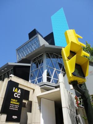 El IAACC o lo que se llamara Museo Pablo Serrano